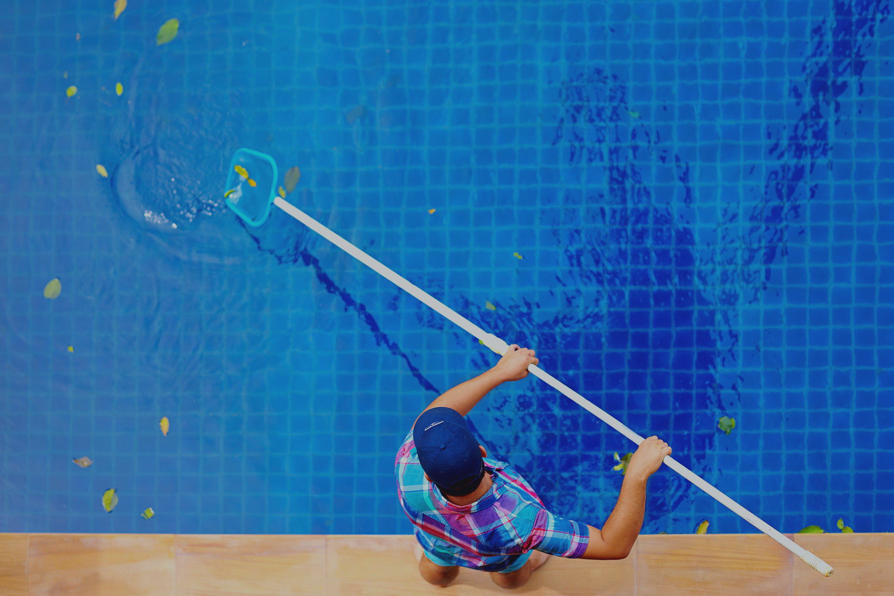 A major chlorine shortage is set to spoil summertime fun in the swimming pool